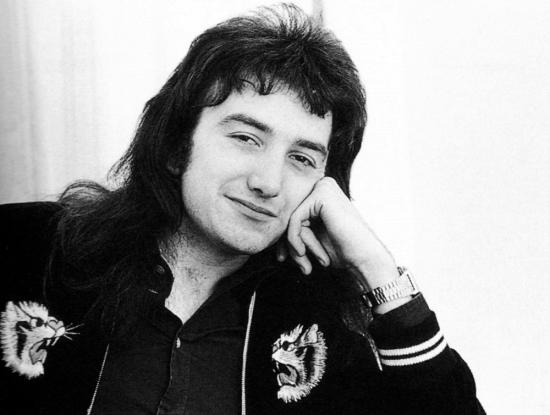 John photo taken in Japan in 1976 by Koh Hasebe