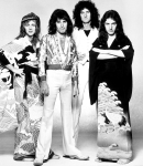 Queen - A Night At The Opera period (1975)