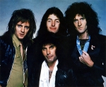Queen by Terry O'Neall, 1975