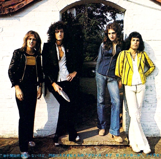 Queen Early Picture 003