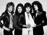 Queen Group Shot in 70's