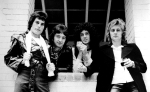 Queen in 1978 (Photo by Chris Hopper) 001