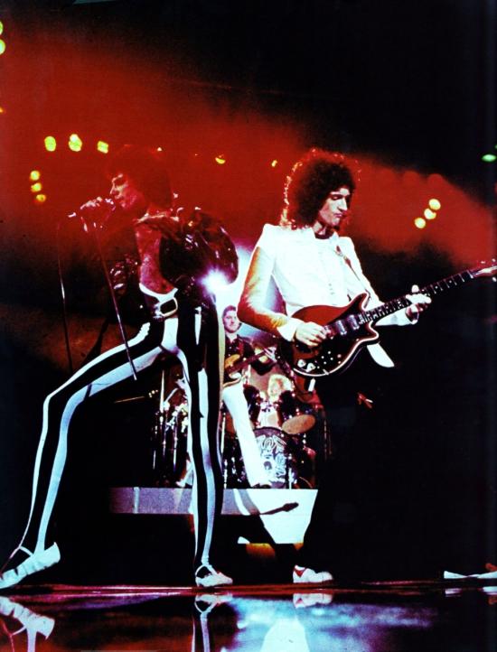 Queen in 1978