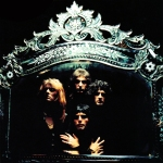 Queen in 70's - Photo by Mick Rock