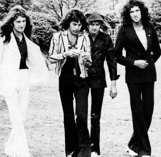 Queen in Japan '75
