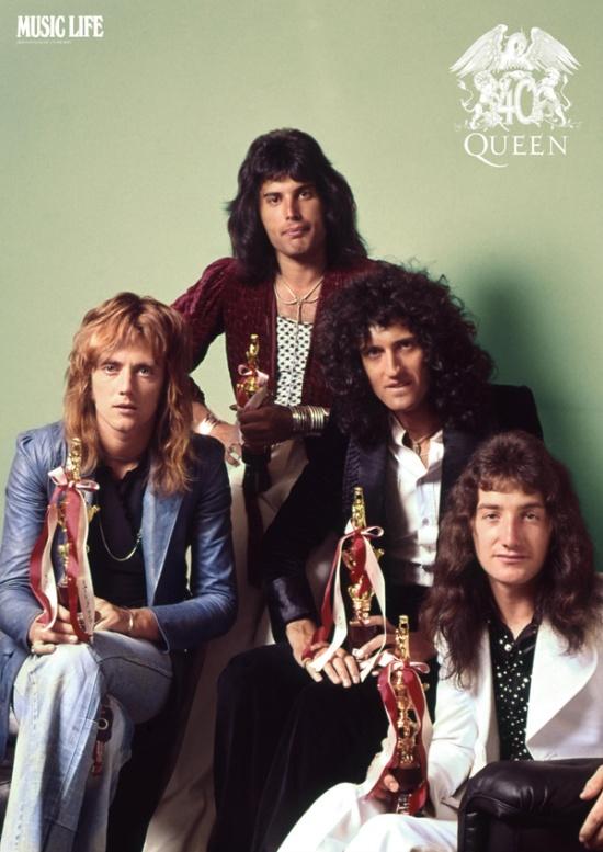 Queen in Japan Photo 2