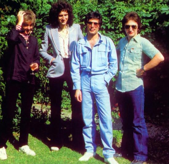 Queen in Montreux, 1978
