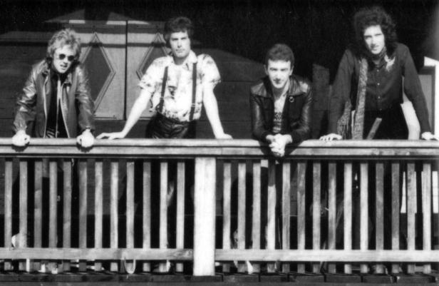 Queen w Montreux, 1979