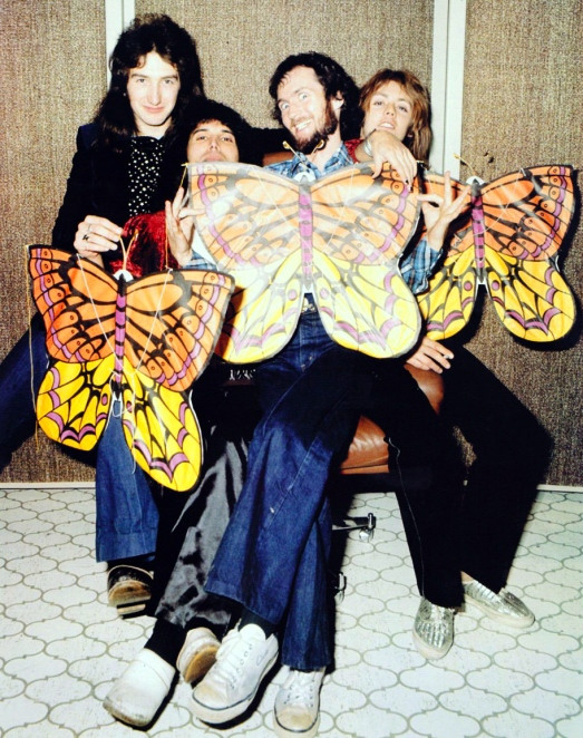 Queen + Kenny Everett