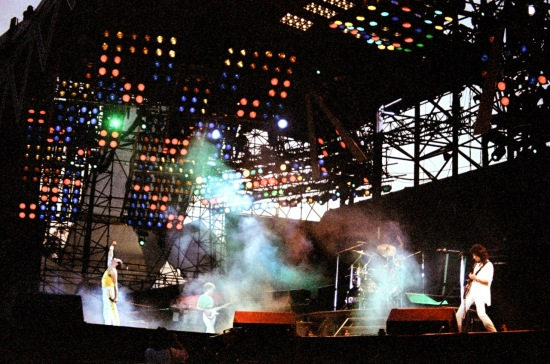 Queen Knebworth '86