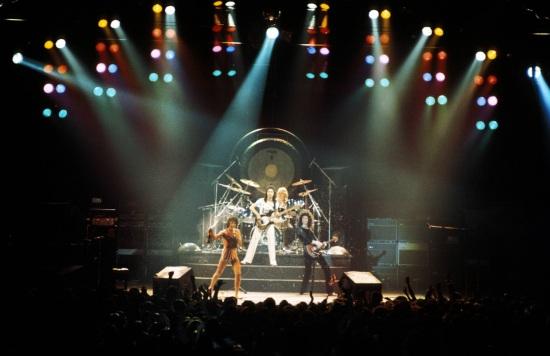 Queen Live in 1978