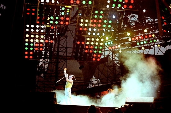 Queen Live in Knebworth 1986 – WALLPAPER