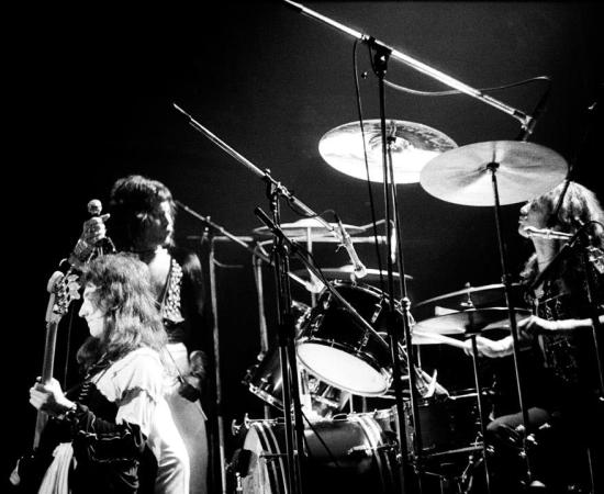 Queen Live - Sheer Heart Attack era