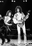 Queen on stage in 70's [Photo by Chester Simpson] (1)