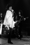 Queen on stage in 70's [Photo by Chester Simpson]