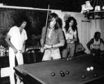Queen i snooker, Ridge Farm, lipiec 1975 r.