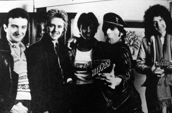 Hitkrant Award dla najlepszego zespołu, Holandia, 1979 r.