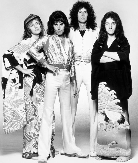 Queen w Japonii, 1975