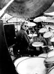 Próba do jednego z koncertów w Ameryce Południowej, początek lat '80