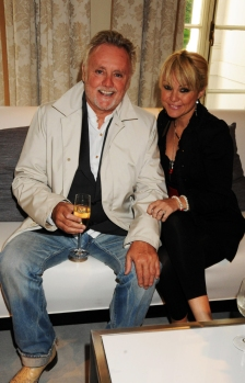 Roger Taylor and Sarina Potgieter (2)