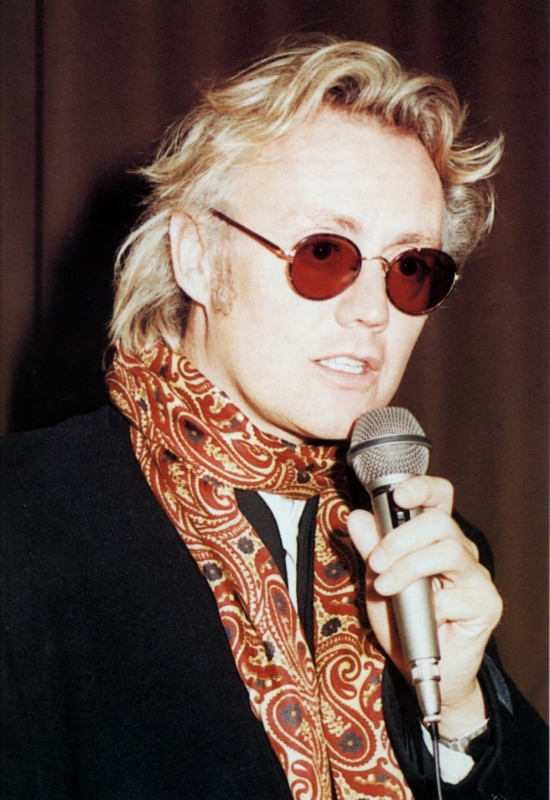 Roger Taylor in 90's