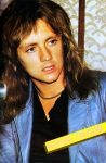 Roger Taylor in Japan