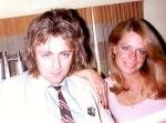 Roger Taylor Picture with fan