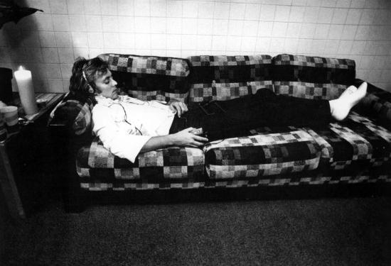 Sleeping Roger