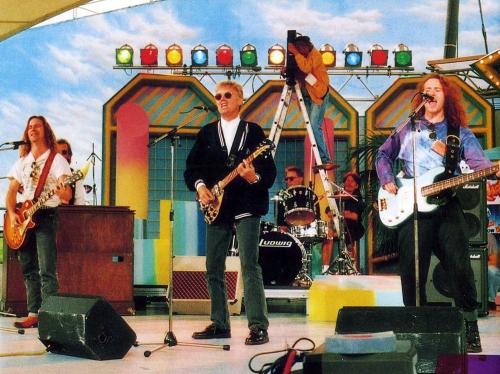 W niemieckiej telewizji, 1991