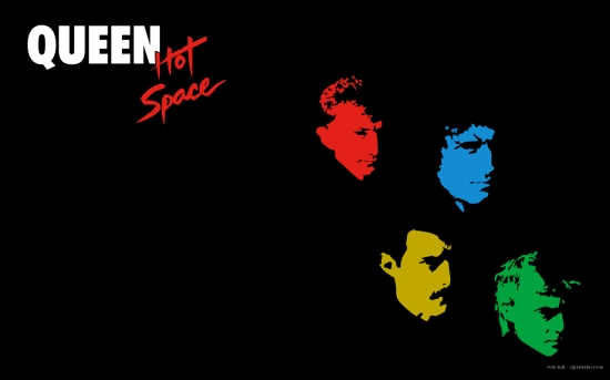 Hot Space Wallpaper