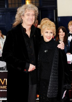 Anita+Dobson+Brian+May+Olivier+Awards+2011+AuwOP1rYonzl