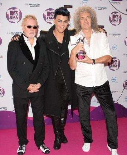 Podczas gali MTV European Music Awards w Belfaście