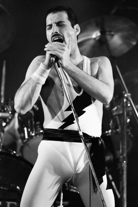 Wembley Arena, 1984
