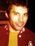 Freddie, early 1980