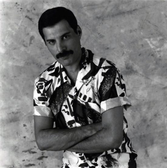 Freddie in 1985