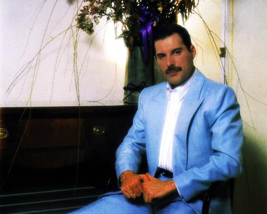 Freddie in 1986