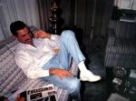 Freddie in Garden Lodge