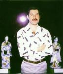 Freddie in Japan, 1986