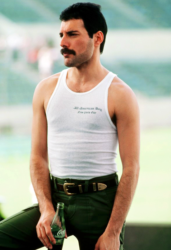 Freddie in South America, 1981