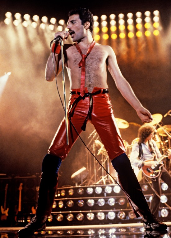 Freddie Live 1980