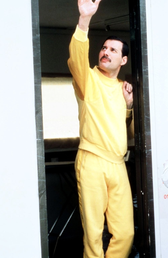 Freddie (Magic Tour, 1986)