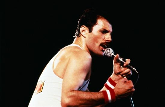 Freddie Mercury, 1981