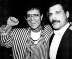 Freddie Mercury and Cliff Richard 002
