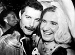 Freddie Mercury and John Reid