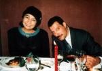 Freddie Mercury and Misa Watanabe