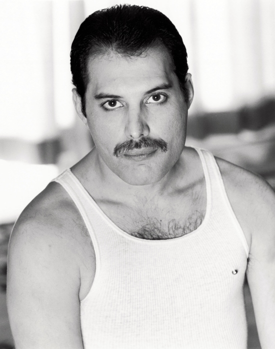 Freddie Mercury Big Photo