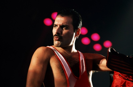 Freddie Mercury BIG PICTURE