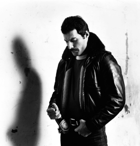 Freddie Mercury by Peter Hince