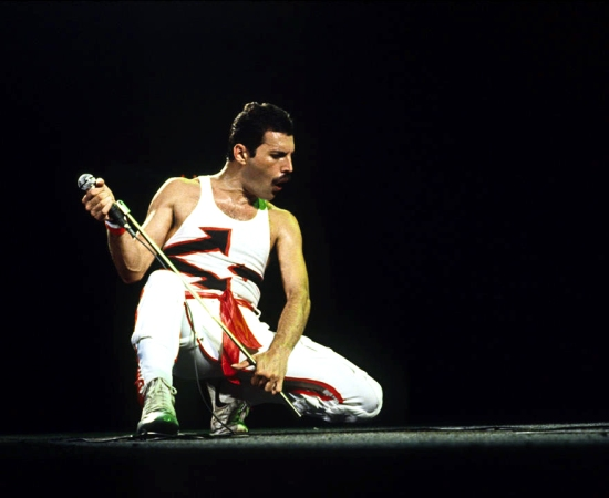Hot Space Tour