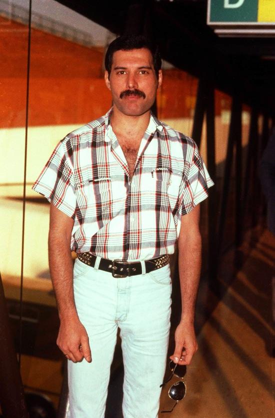 Freddie Mercury (09.07.1985)